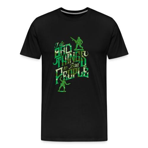 Bad Things Tee - Men's Premium T-Shirt
