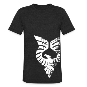 Imperial Faction Shirt - Unisex Tri-Blend T-Shirt by American Apparel