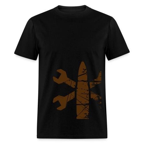 Greaser Faction Shirt - Men's T-Shirt