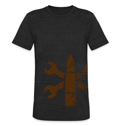 Greaser Faction Shirt (Premium) - Unisex Tri-Blend T-Shirt