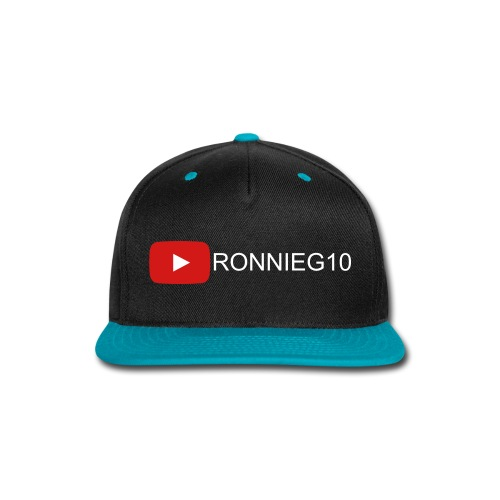 RONNIEG10 Snap Back Hat - Snap-back Baseball Cap