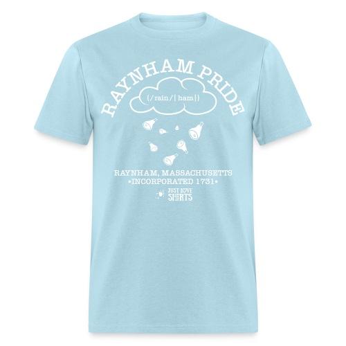Raynham Pride t shirt - Men's T-Shirt