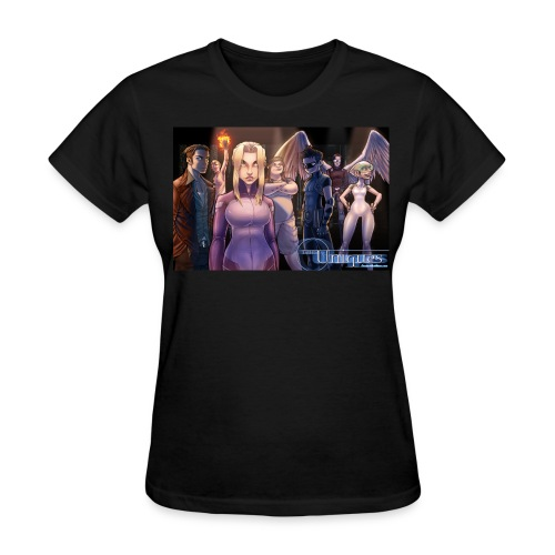 The Uniques Lookin' Hot: Women's - Women's T-Shirt