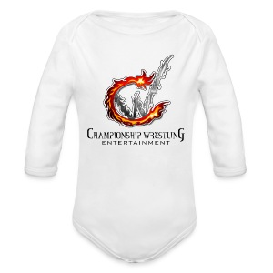 CWE Baby Long Sleeve One Piece - Long Sleeve Baby Bodysuit