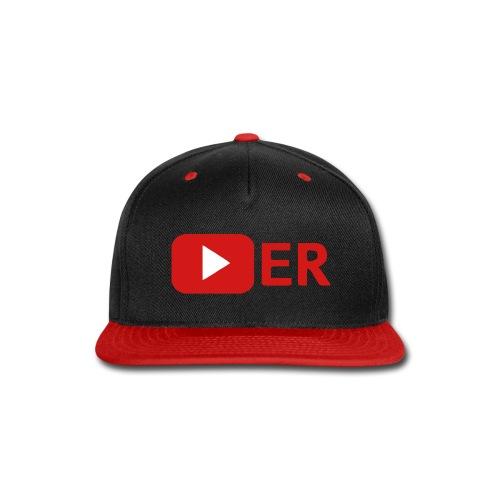Youtuber Hat - Snap-back Baseball Cap