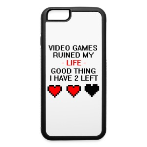 Gaming IPhone 6 case - iPhone 6/6s Rubber Case