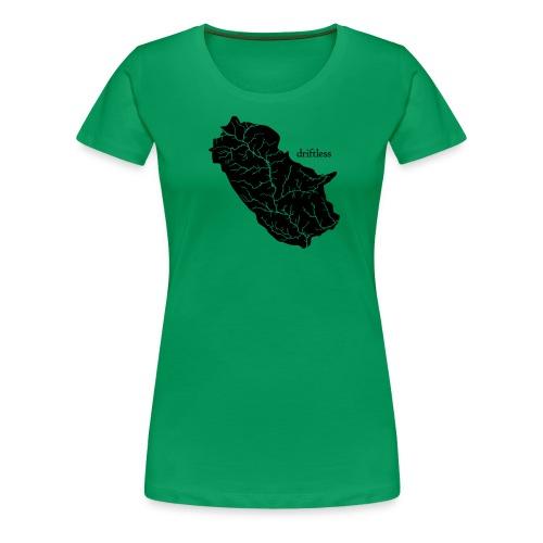 Driftless - Women's - Women's Premium T-Shirt