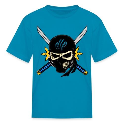 Kids dtp ninja T - Kids' T-Shirt