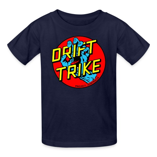 Kids dtp old school T - Kids' T-Shirt