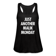 Tanks ~ Women's Flowy Tank Top by Bella ~ JUST ANOTHER MALIK MONDAY