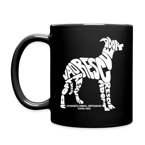 Word Dog Mug - Full Color Mug