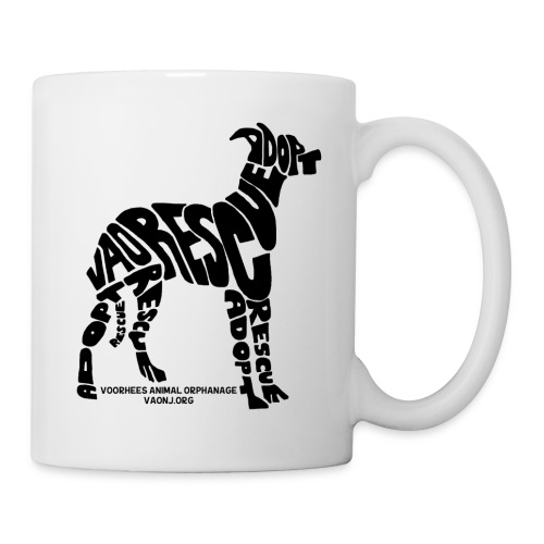 Word Dog Mug - Coffee/Tea Mug