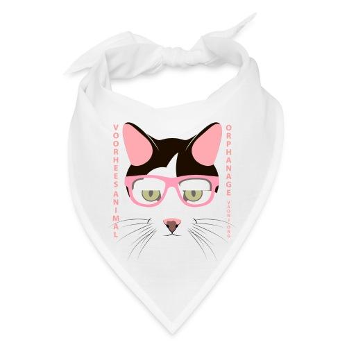 Cat Glasses Bandana - Bandana