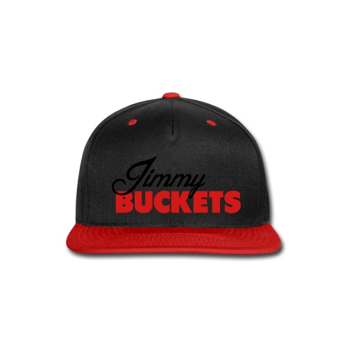 Jimmy Butler (Jimmy Buckets) Hat - Snap-back Baseball Cap