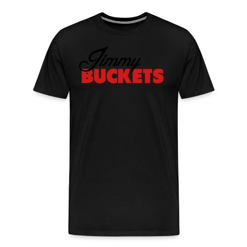 Jimmy Butler (Jimmy Buckets) - Men's Premium T-Shirt