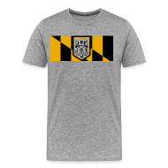 T-Shirts ~ Men's Premium T-Shirt ~ joe squared baltimore men's