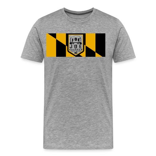 joe squared baltimore men's - Men's Premium T-Shirt