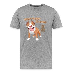 What's Not To Love Tee - Men's Premium T-Shirt