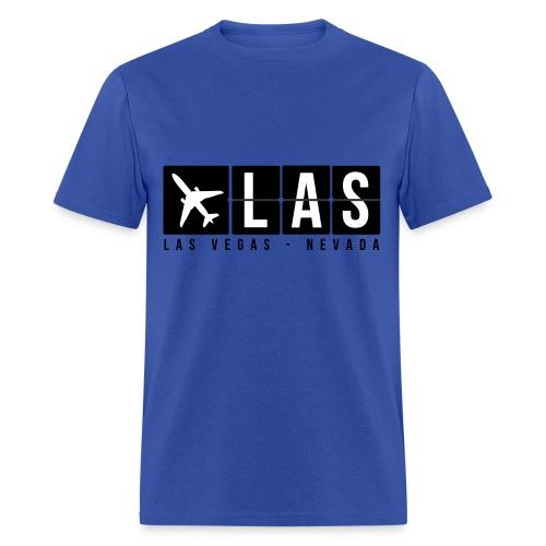 Las Vegas Plane T-Shirt - Men's T-Shirt