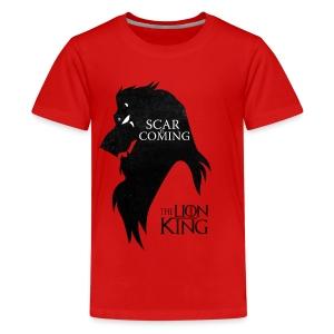 Scar is Coming Kids - Kids' Premium T-Shirt