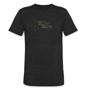Human Object - Unisex Tri-Blend T-Shirt