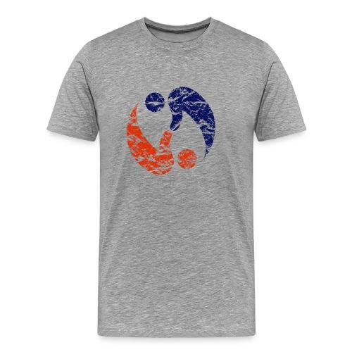 Distressed - Men's Premium T-Shirt