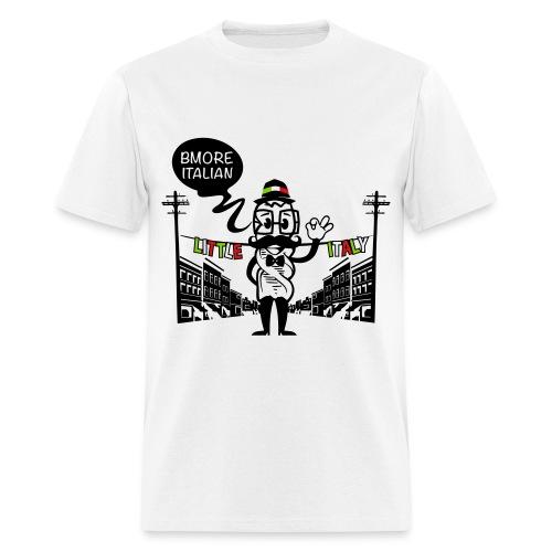Italian Bmore Pasta - Men's T-Shirt