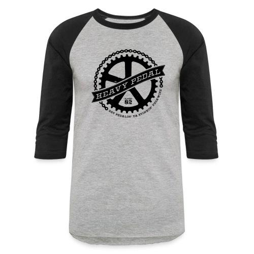 Heavy Pedal Baseball Tee - Baseball T-Shirt