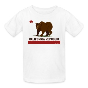 California Republic - Kids' T-Shirt
