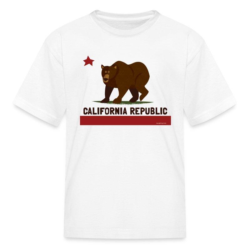 California Republic - Kids' T-Shirt