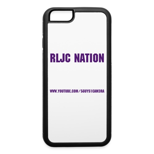 RLJC Nation iPhone 6 Case! - iPhone 6/6s Rubber Case