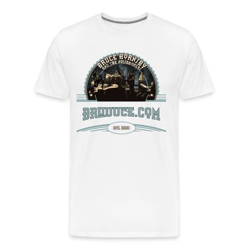 Premium T-shirt (light; men) - Men's Premium T-Shirt