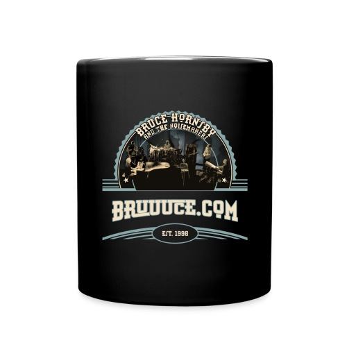 Bruuuce.com mug - Full Color Mug