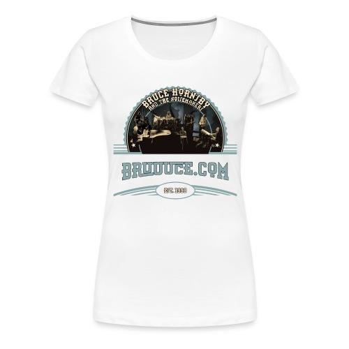 Premium T-shirt (light; women) - Women's Premium T-Shirt