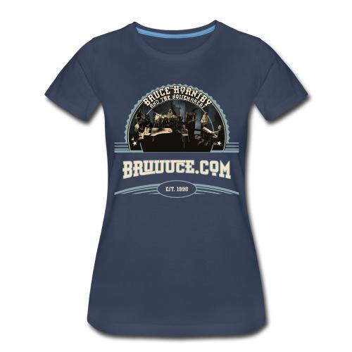 Premium T-shirt (dark; women) - Women's Premium T-Shirt