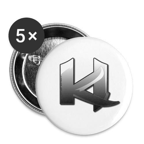 Killer Instinct Logo Button - Small Buttons