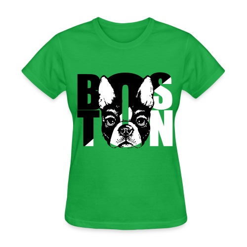 Boston Love - Women's T-Shirt