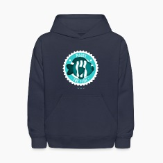 Pisces Kids Hoodies