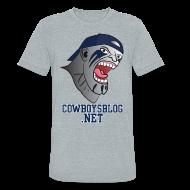 T-Shirts ~ Unisex Tri-Blend T-Shirt ~ Official Signature Site Shirt