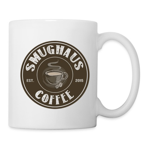 Classic Haus Logo - Light-Handed - Coffee/Tea Mug