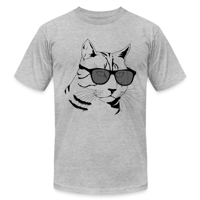 Cool Cat Design T Shirt Spreadshirt