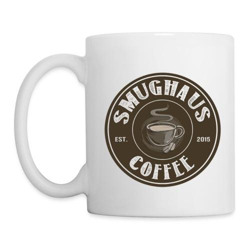 Classic Haus Logo - Right-Handed - Coffee/Tea Mug
