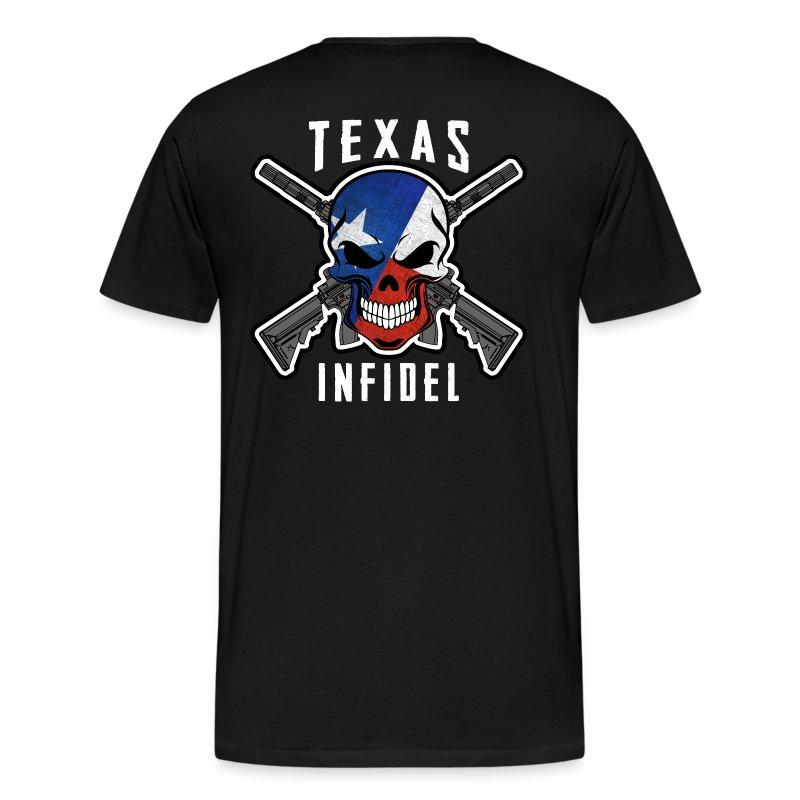 2015 Texas Infidel  - Men's Premium T-Shirt