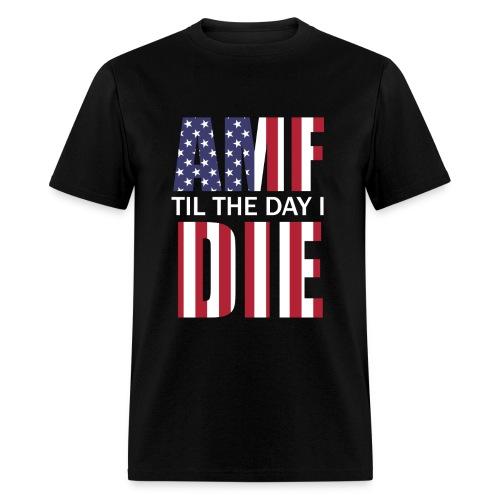 AMF Patriot - Men's T-Shirt