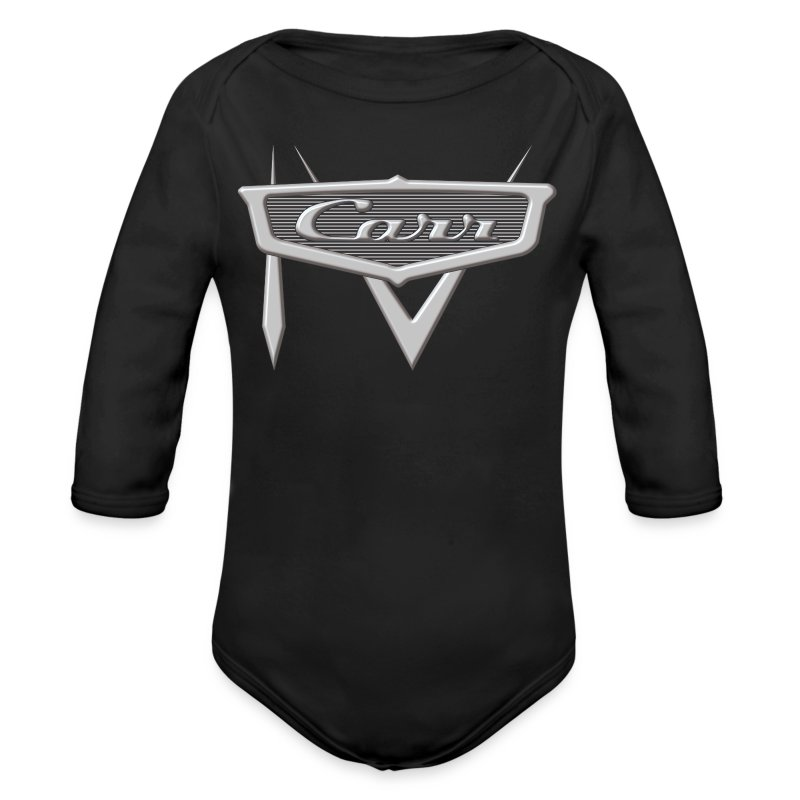 Carr IV b - Long Sleeve Baby Bodysuit
