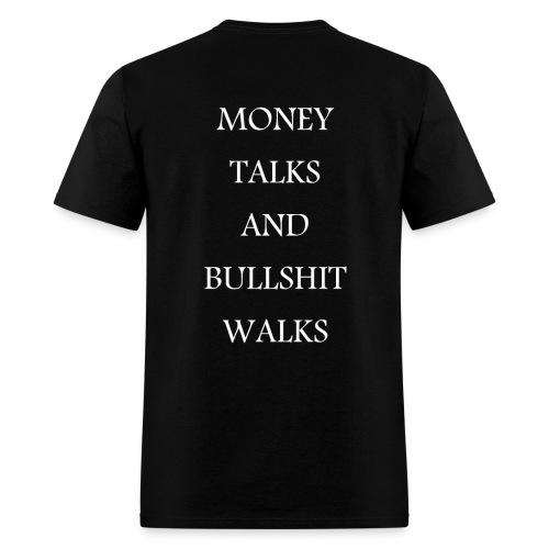 Money Talks Shirt - Men's T-Shirt