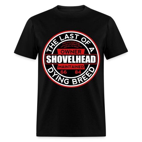 Dying Breed - Men's T-Shirt