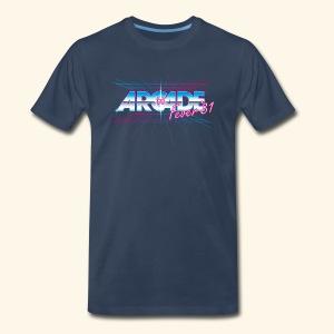 Arcade Fever 81 - Men's Premium T-Shirt