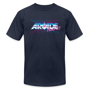 Arcade Fever 81 - Men's T-Shirt by American Apparel