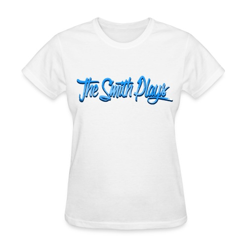 TheSmithPlays Blue Womens - Women's T-Shirt